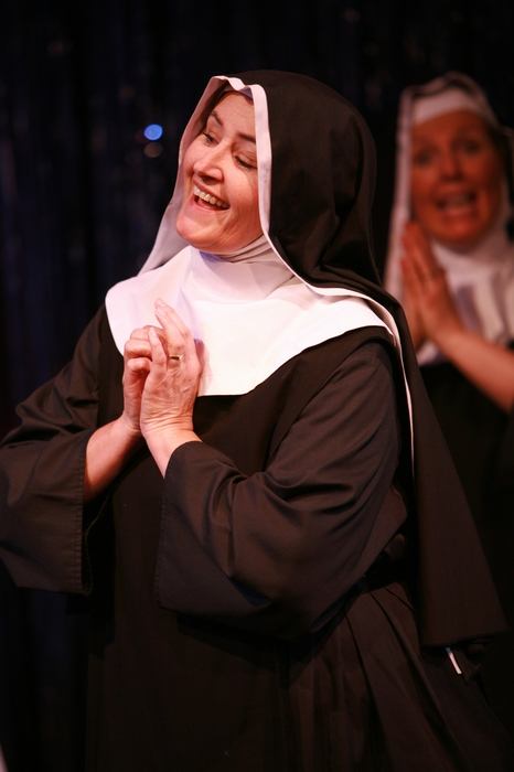 Veronica Mack in Nunsense the Mega Musical
