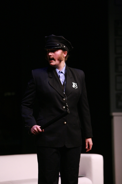 Meg Thatcher in The Producers