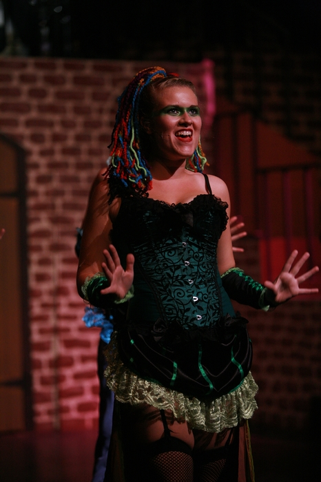 Tanis Laatsch in Rocky Horror Show