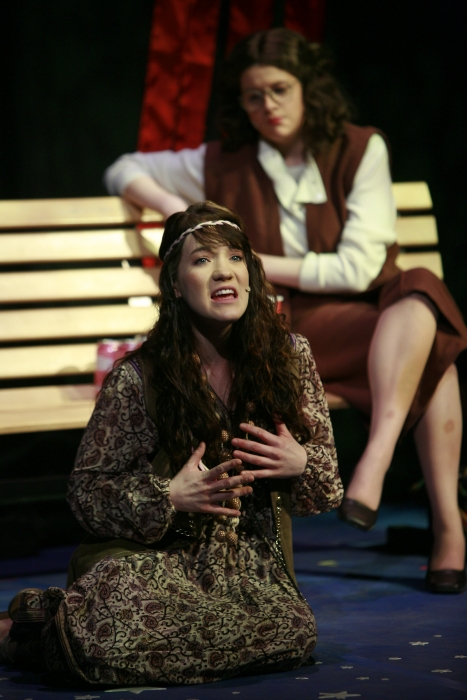 Shelby Leiding in Assassins