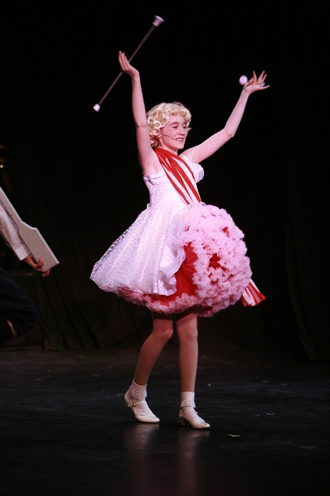 Eden Nielson in Gypsy