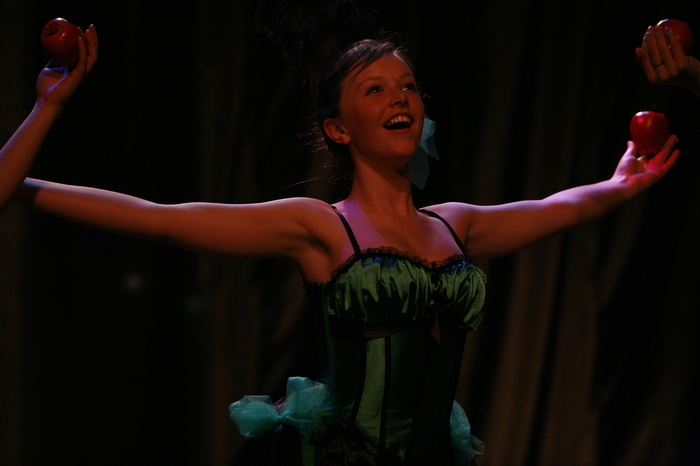 Natalie Mack in Gypsy