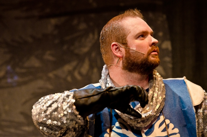 Colin Lowe in Monty Python's Spamalot
