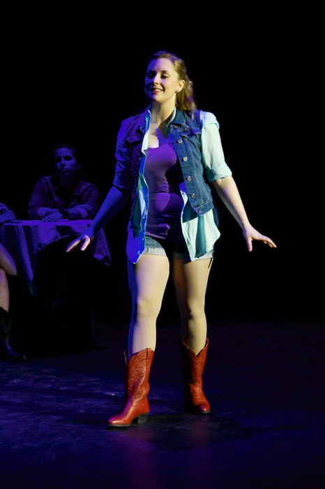 Jacqueline Bourque in Footloose