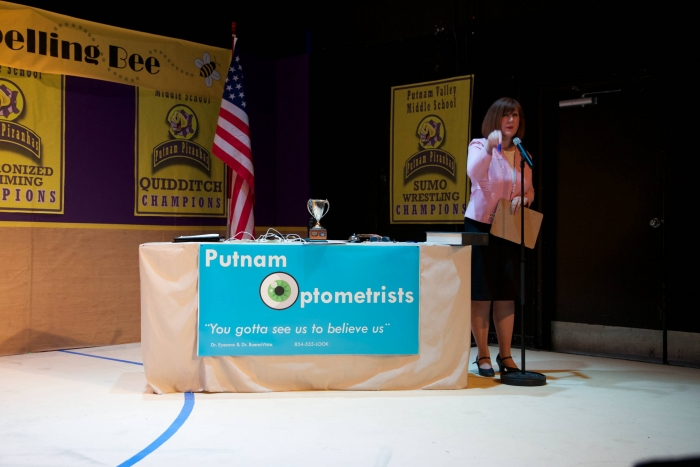The 25th Annual Putnam County Spelling Bee -