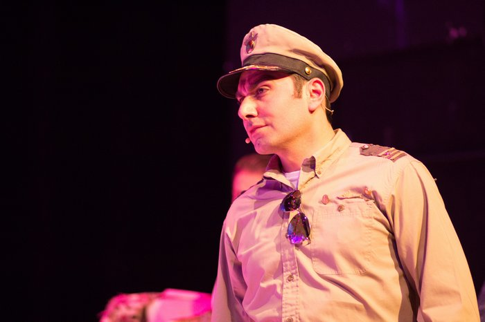 Fadi Saghir in South Pacific