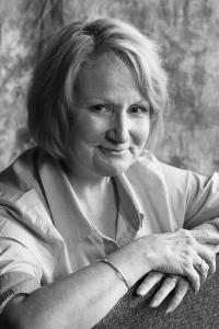 Julie Bradley's Headshot from Rocky Horror Show