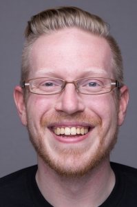 Jamie Eastgaard-Ross's Headshot from Catch Me If You Can