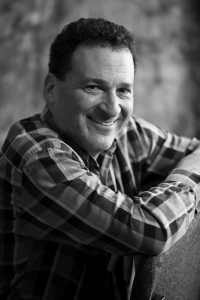 Gary Silberg's Headshot from The Producers