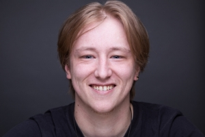 David Mottle's Headshot from Anything Goes