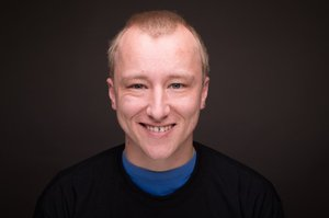 David Mottle's Headshot from Jekyll & Hyde