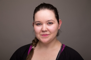 Vicki Trask's Headshot from The Mystery of Edwin Drood