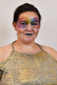 Vicki Trask's Headshot from Priscilla Queen of the Desert