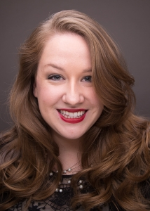 Kaleigh Richards's Headshot from The Who's Tommy