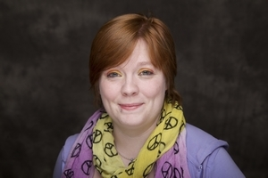 Heather Low's Headshot from Jesus Christ Superstar