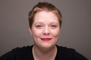 Heather Low's Headshot from The Mystery of Edwin Drood
