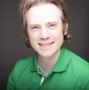 Darren Stewart's Headshot from The 25th Annual Putnam County Spelling Bee