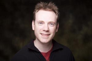 Darren Stewart's Headshot from Urinetown