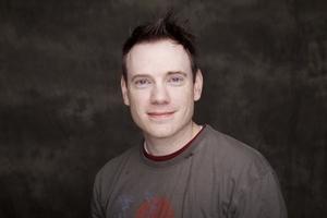 Darren Stewart's Headshot from Jesus Christ Superstar