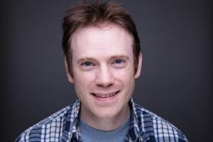 Darren Stewart's Headshot from Anything Goes