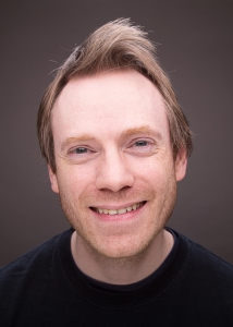 Darren Stewart's Headshot from The Who's Tommy
