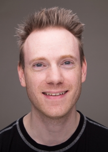 Darren Stewart's Headshot from Catch Me If You Can
