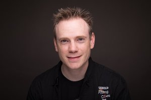 Darren Stewart's Headshot from Jekyll & Hyde