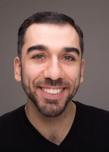Jeffrey Diodati's Headshot from Catch Me If You Can