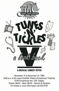 Tunes and Tickles V: A Look Back poster