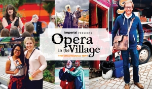 Iconic Broadway (Opera in the Village) poster