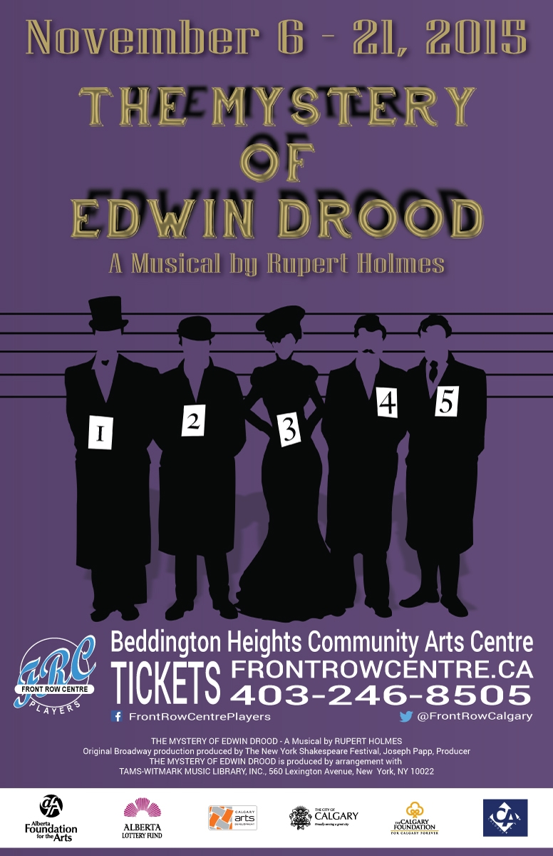 Poster for The Mystery of Edwin Drood